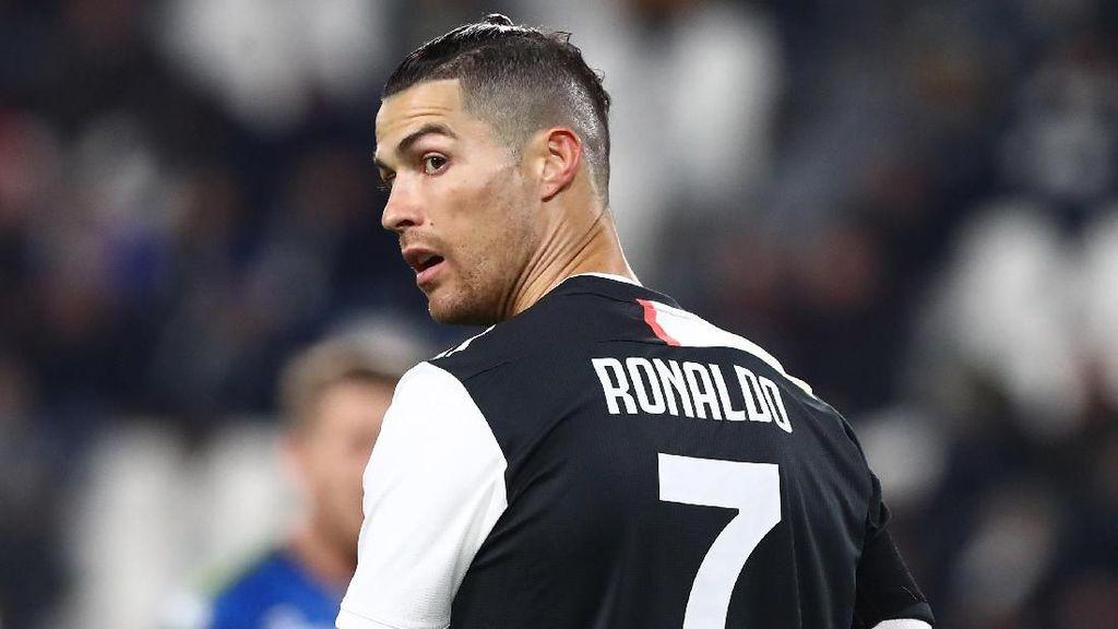 Juventus Vs Parma: Ronaldo Dua Gol, Bianconeri Menang 2-1