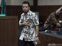 Tok! Romahurmuziy Divonis 2 Tahun Penjara