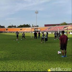 Aroma Samba di Latihan Perdana Borneo FC