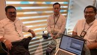 Ilham Bintang Curiga Sudah Diincar Penjahat Siber
