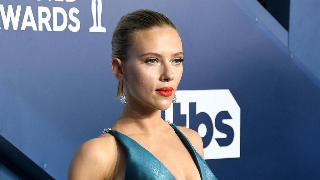 Scarlett Johansson Curhat Perjuangan saat Syuting Marriage Story