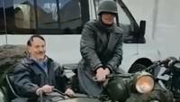 Bergaya Ala Pemimpin Nazi, Biker Ini Dicari Polisi