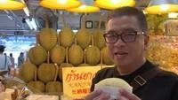 Doyan Makan Durian hingga Bubur, Momen Seru Helmy Yahya Saat Wisata Kuliner