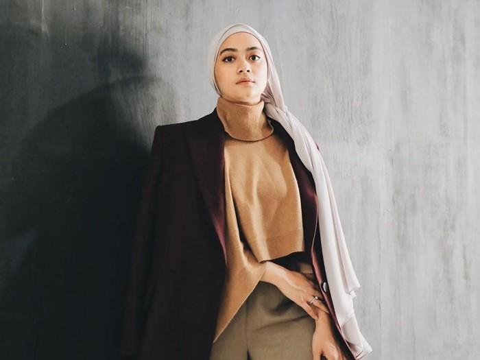 Rekomendari Merek Kemeja Hijab Motif