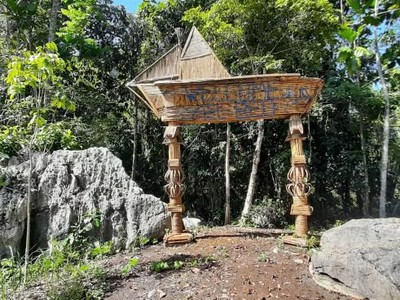 Dua Spot Wisata Baru di Teluk Mayalibit, Papua Barat