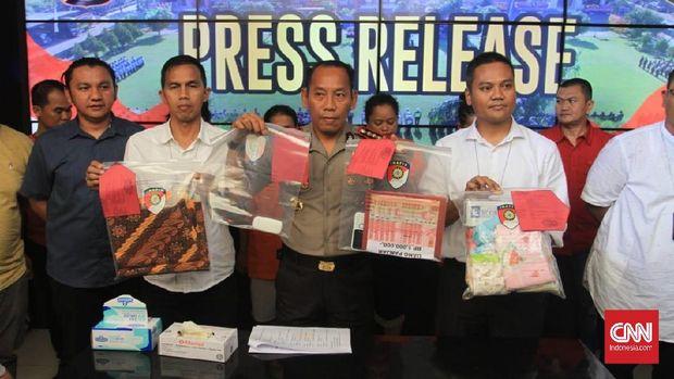 Polisi Palembang Tangkap Sindikat Perdagangan Bayi