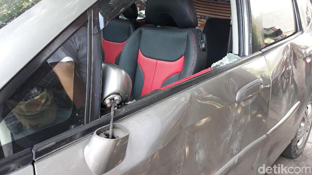 ASN yang Diduga Mesum dalam Mobil dan Tabrak Satpam Resmi Jadi Tersangka
