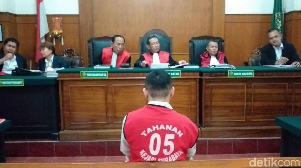Manajer PT KK Surabaya Didakwa Gelapkan Uang Investasi Rp 3,4 M