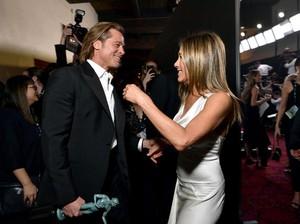 Brad Pitt dan Jennifer Aniston Reuni Lagi, Kolaborasi Pertama Sejak 2001