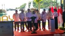 Sah! Jokowi Resmikan Kawasan Terpadu Marina Labuan Bajo