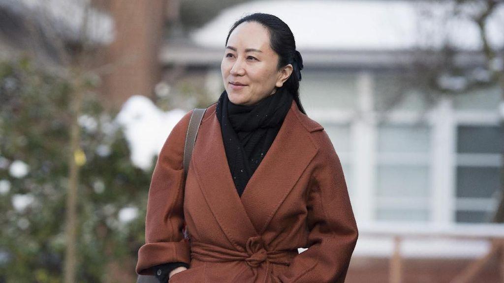 Bos Huawei Mulai Disidang di Kanada, China Serukan Pembebasannya