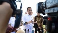 Kenangan Jokowi Berantakannya Pabrik Kapal Selam PAL 5 Tahun Lalu