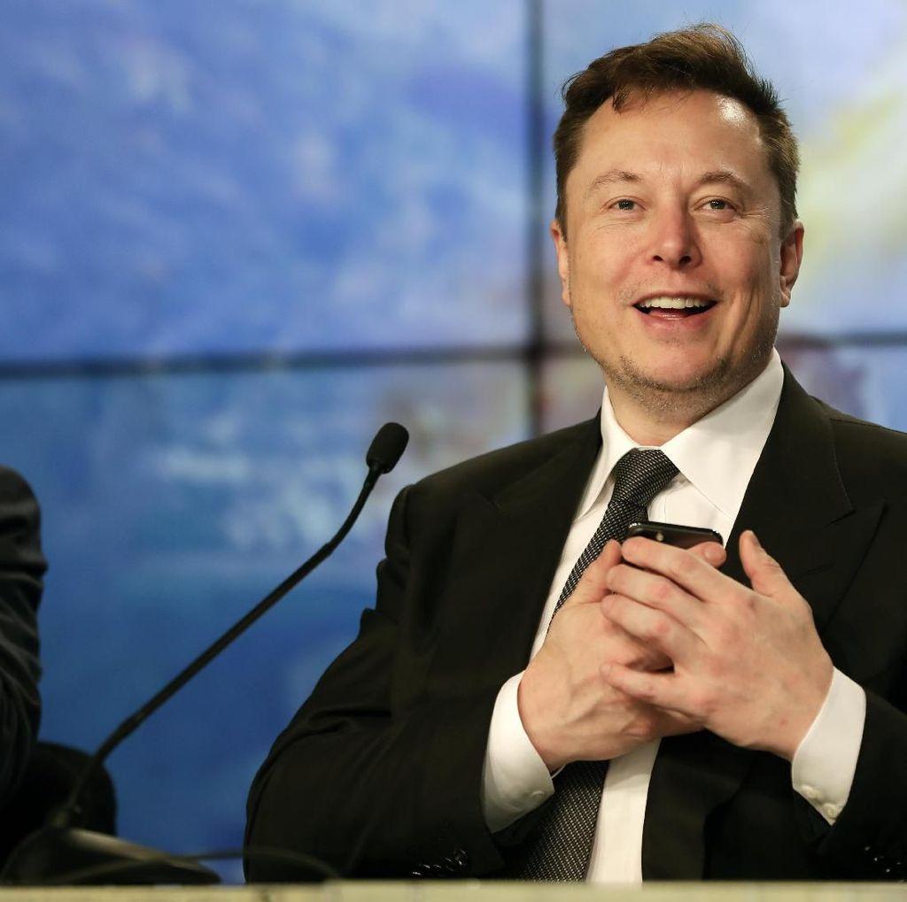 Kini Pakai Angka Romawi, Elon Musk dan Istri Ubah Nama Anak