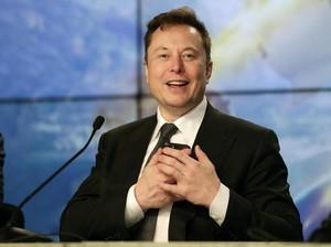 Nama Unik Anak Elon Musk X Æ A-12 Musk, Tebak-tebakan Cara Membacanya