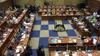 Menkes Terawan Rapat di DPR, Bahas Kenaikan Iuran BPJS Kesehatan