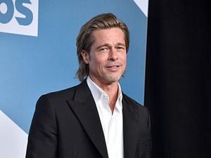 Brad Pitt dan Nicole Poturalski Putus Setelah 2 Bulan Pacaran