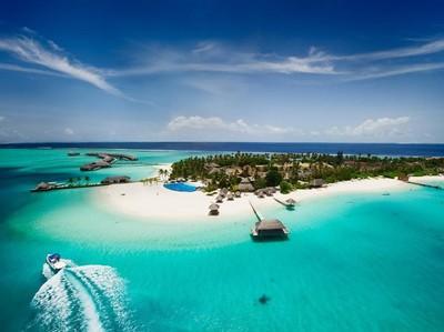 Ada 1.000 Turis Tajir Malas-malasan di Maldives Saat Corona