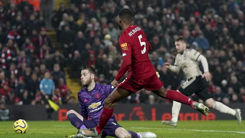 Klopp: Liverpool Harusnya Bantai Man United