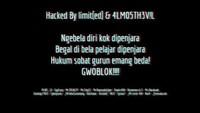 Website Pengadilan Negeri Kepanjen Malang Diretas