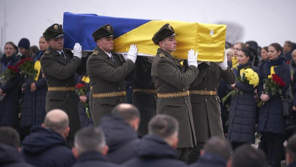 11 Korban Tragedi Pesawat Ditembak Jatuh Iran Dipulangkan ke Ukraina