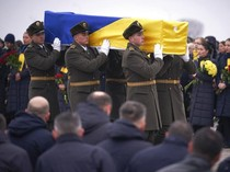 Video Pemulangan 11 Korban Pesawat Ditembak Iran ke Ukraina