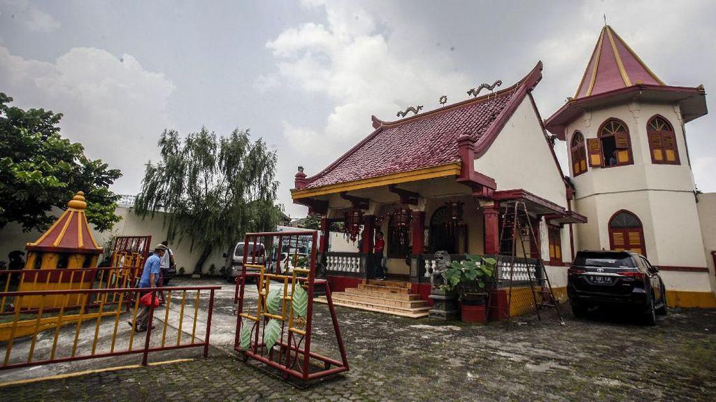 Deretan Vihara dengan Arsitektur Unik dan Bersejarah di Indonesia