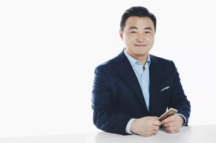 Roh Tae-moon menggantikan DJ Koh memimpi divisi Mobile Samsung.