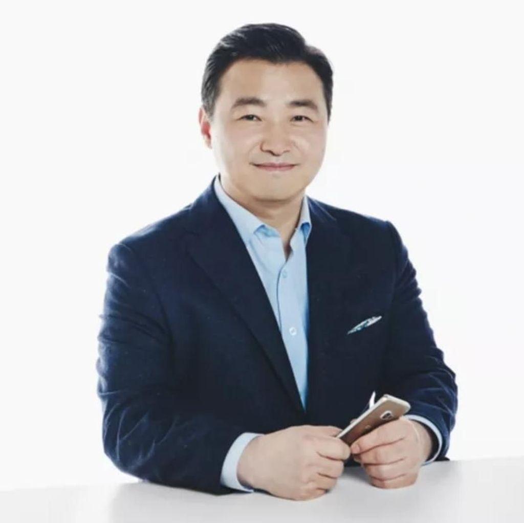 Perkenalkan, Roh Tae-moon Bos Baru Divisi Mobile Samsung
