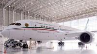 Foto: Mau Dijual, Begini Mewahnya Pesawat Jet Presiden Meksiko