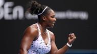 Serena, Osaka Lewati Babak Pertama Australia Terbuka