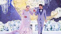 Guru Geografi Menikahi Artis, Potret Pernikahan Mewahnya Jadi Sorotan