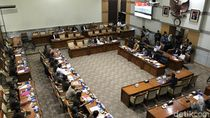 Komisi III Rapat Bersama Jaksa Agung, Bahas Perkembangan Kasus Jiwasraya