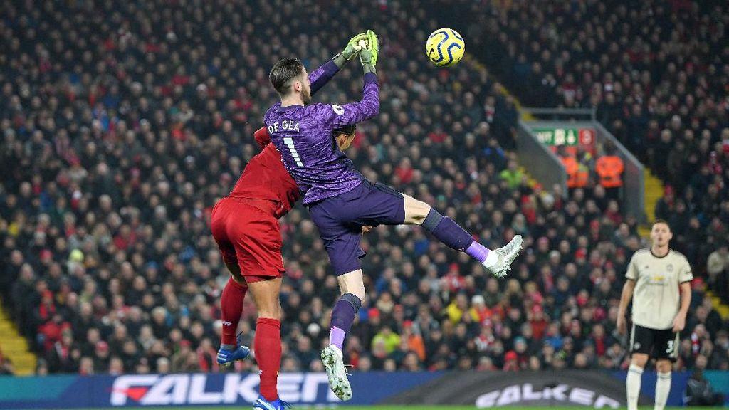 2 Gol Liverpool Dianulir VAR, MU Terhindar dari Pembantaian