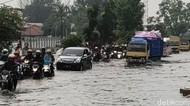 Banjir, Arus Lalu Lintas Bandung-Garut Tasik Sempat Lumpuh