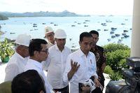 Jokowi Cek Penataan dan Fasilitas Pendukung Pariwisata Labuan Bajo