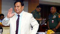 Gaya Menhan Prabowo Saat Bahas Natuna Bareng Komisi I DPR