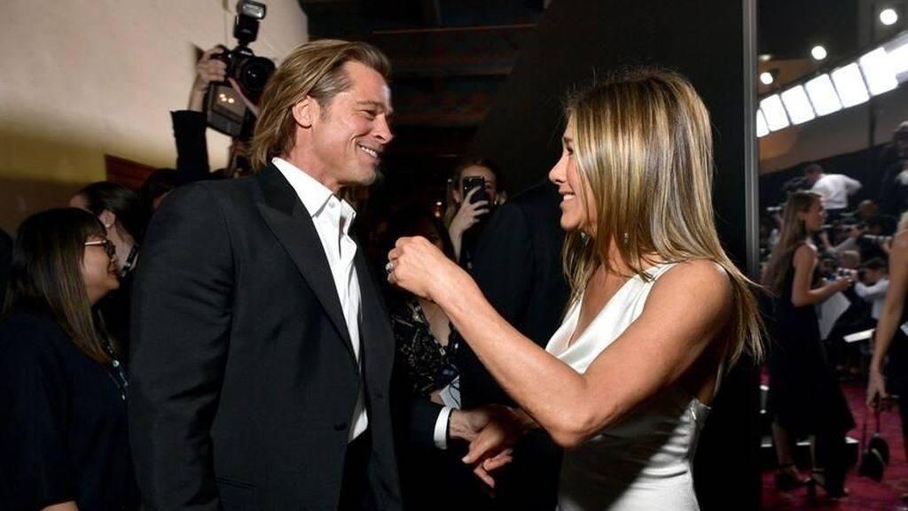 Cerita Jennifer Aniston & Brad Pitt Bisa Baikan & Saling Percaya Lagi