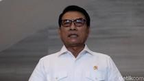 Moeldoko Beberkan Curhat Jokowi Lihat Komen Protes di Medsos