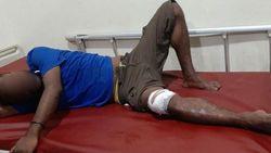 Polisi Tembak Kaki Spesialis Curanmor di Jayapura