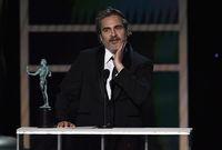 Joaquin Phoenix di SAg Awards 2020.