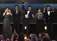 Parasite di SAG Awards 2020.