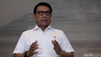Moeldoko soal Tersangka Jiwasraya Pernah di KSP: Ada Keteledoran di SDM