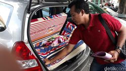 Fakta-fakta ASN Diduga Mesum dalam Mobil dan Tabrak Satpam di Mal Solo