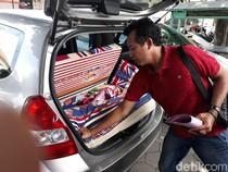 Sanksi Menanti ASN Diduga Mesum di Mobil dan Tabrak Satpam Mal Solo