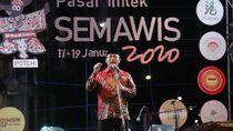 Keberagaman Kota Semarang Ditunjukkan dalam Pasar Imlek Semawis