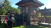Arca Berlapis Emas dan Keris Dicuri dari Pura di Tabanan