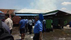 Penampakan Pondok Gontor di Ponorogo yang Terbakar