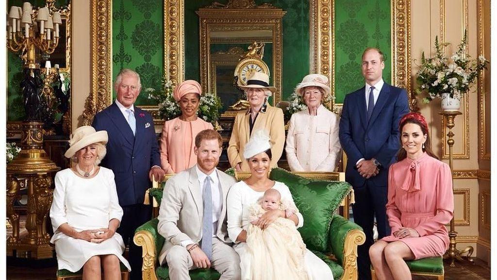 Anggota Kerajaan Inggris Punya Nama Samaran Saat Berlibur