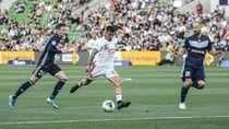 Bali United Kalah Segalanya dari Melbourne Victory