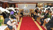 Soal Polemik TVRI, Ketua MPR: Ini Tak Boleh Menjadi Kebiasaan